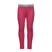 Legging plain dark pink