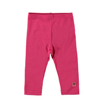 Legging plain dark pink