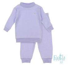Feetje pyjama wafel baby lila autumn special