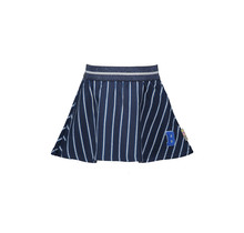 B.Nosy rok skater with vertical stripe, elastic waistband stripe ink blue