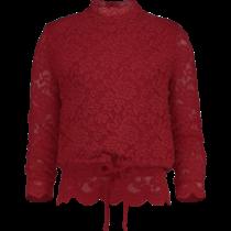 Longsleeve Jeniza classic red