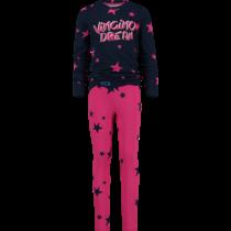 Pyjama Willa pink fusion