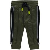 Broek Vito army green