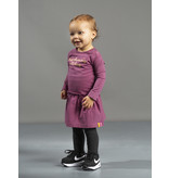 Quapi Quapi jurk Valerie pink mini stripe