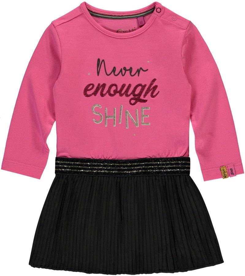 Quapi Quapi jurk Valena pink