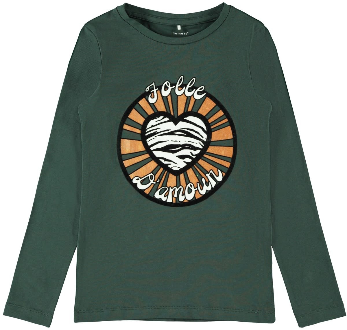 Name It Name It longsleeve Nolland green gables