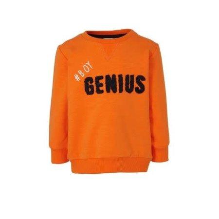 Name It Name It trui Niels mandarin orange