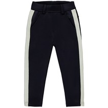 Broek Evert dusty navy