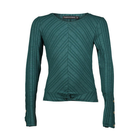 Franky & Liberty Frankie & Liberty longsleeve Lucy forest green