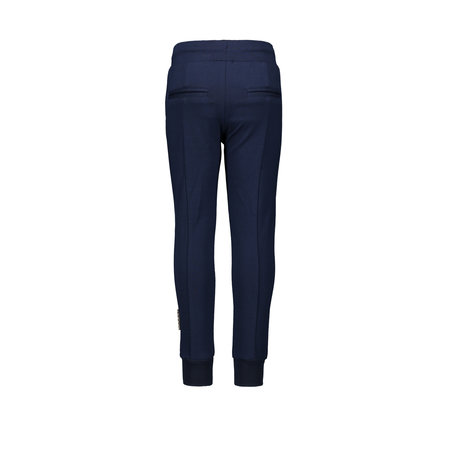 B.Nosy B.Nosy broek with piping on front ink blue