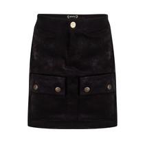 Rok zipper black