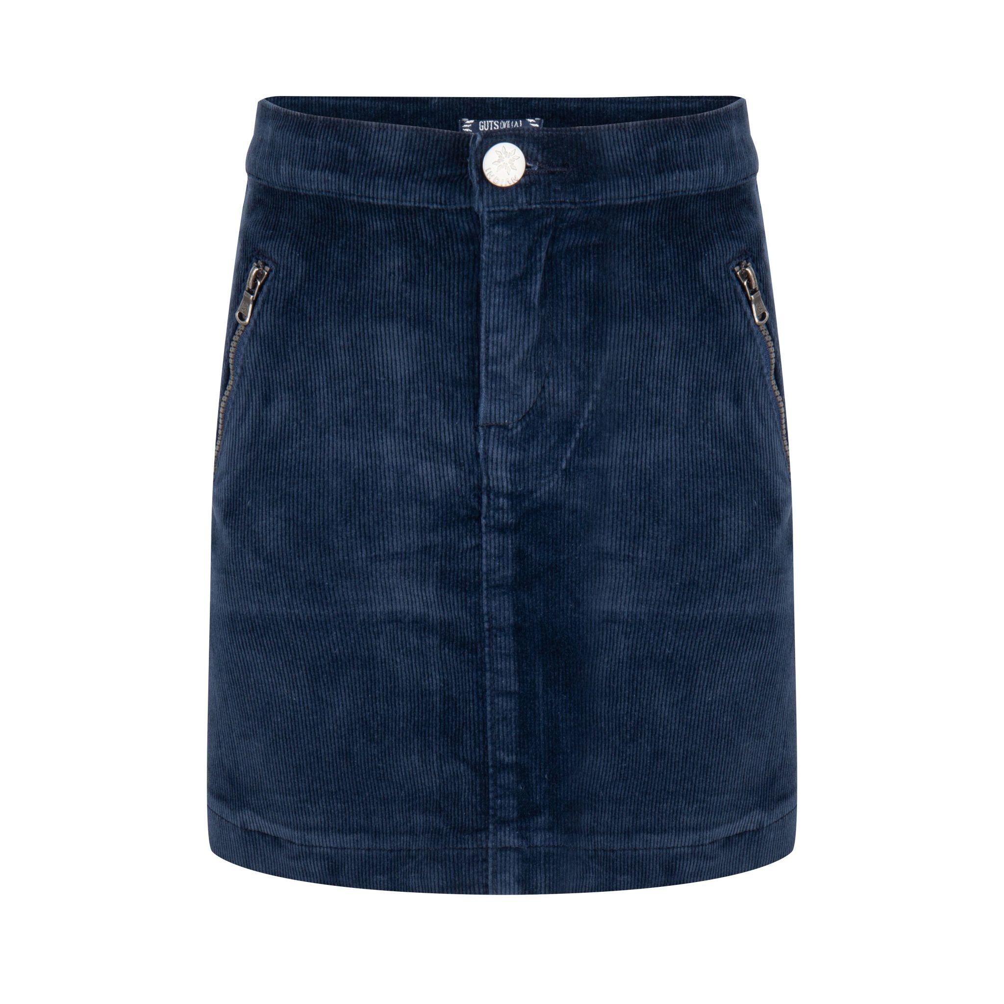 Indian Blue Jeans Indian Blue Jeans rok corduroy dress blue