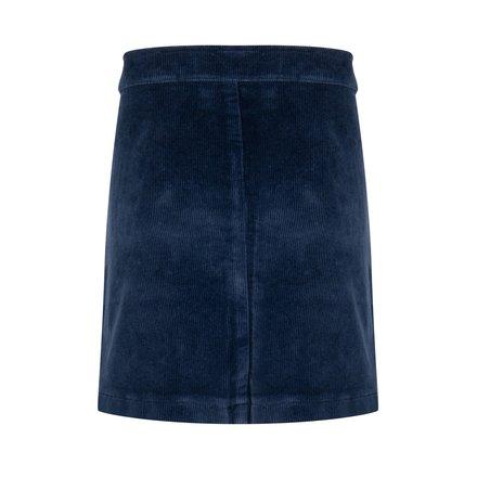 Indian Blue Jeans rok corduroy dress blue