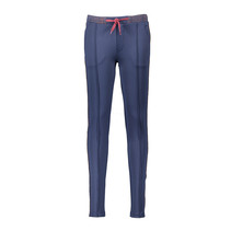 broek SeclerB sporty with pintuck navy blazer