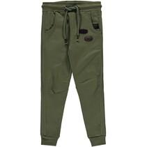 Broek Tyano army green