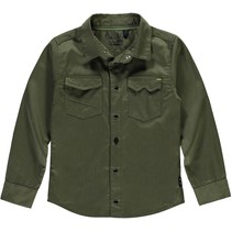 Blouse Tomasso army green