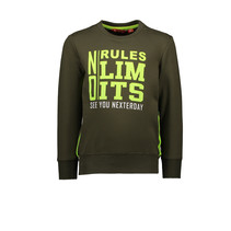 Trui solid no rules no limits d. army