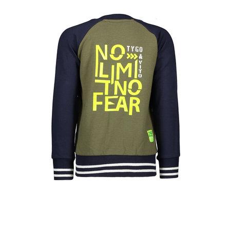 TYGO&vito TYGO&vito jasje baseball aop no limit no fear d.army