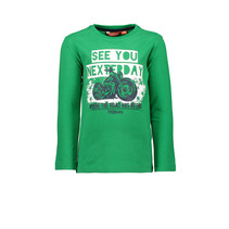 Longsleeve see you nexterday green