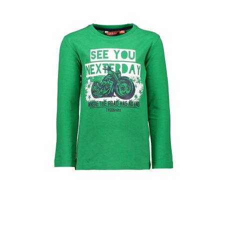 TYGO&vito TYGO&vito longsleeve see you nexterday green