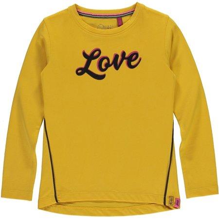 Quapi Quapi longsleeve Theola amber yellow