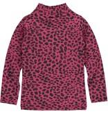 Quapi Quapi longsleeve Tiahna bordeaux leopard