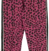 Quapi Quapi broek Tilia bordeaux leopard