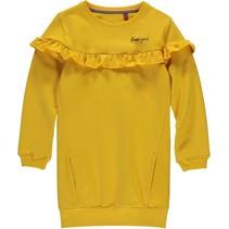 Jurk Tanisha amber yellow