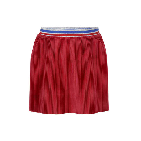 Little Miss Juliette Little Miss Juliette rok velours red