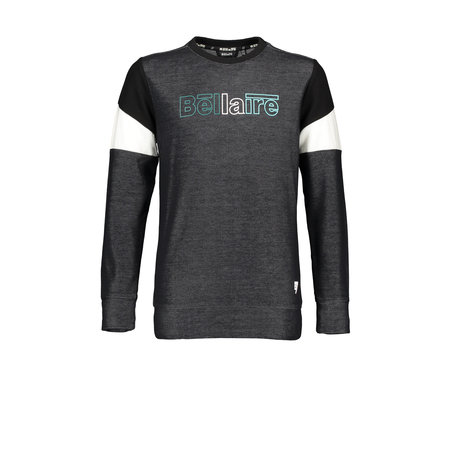 Bellaire Bellaire longsleeve Kenne contrast parts uppersleeve antracite
