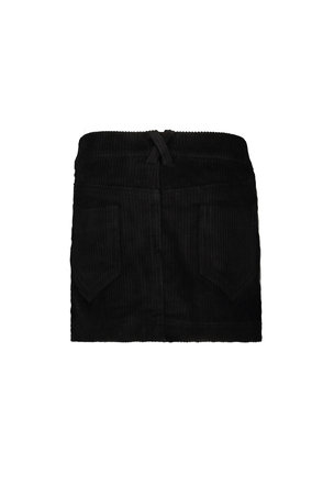 Bampidano rok woven corduroy dots with adjustable waist anthra