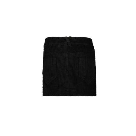 Bampidano Bampidano rok woven corduroy dots with adjustable waist anthra