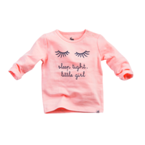 Longsleeve Mystic topaz 2 soft pink