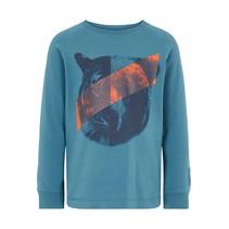 longsleeve Ripley mallard blue