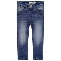 spijkerbroek Silas Teodor medium blue denim
