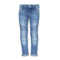 spijkerbroek stretch denim fancy kneeparts m.used