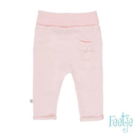 Feetje Feetje broekje sweet & little roze