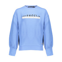 sweater Mary blue flower