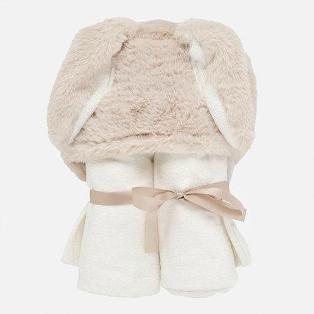 Mayoral Mayoral badcape fur cream