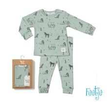 Feetje pyjama Zookeeper Zack mint