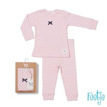 pyjama Dots Doreen roze