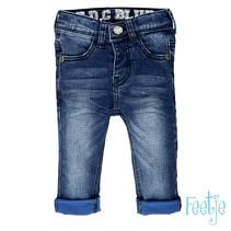 spijkerbroek slim fit indigo blue