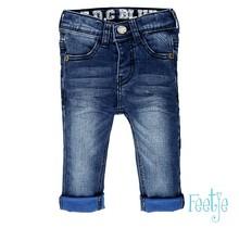 Feetje spijkerbroek slim fit indigo blue