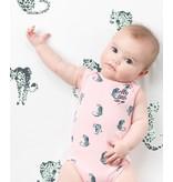 Quapi Quapi romper Xarlot fairy tale pink tiger