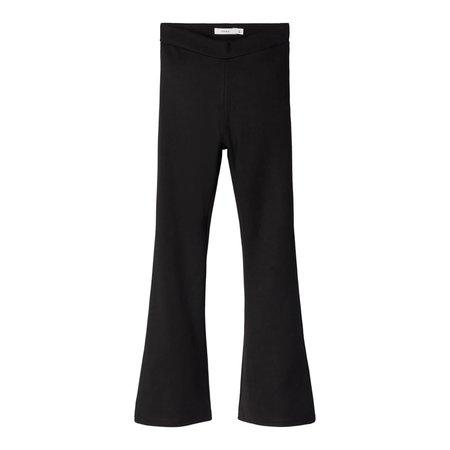 Name It Name It flare pants Rikkali black