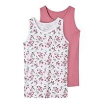 hemd 2-pack heather rose aop