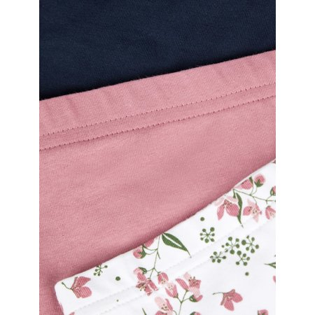 Name It Name It hipster 3-pack heather rose aop