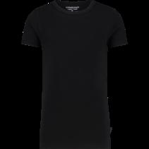 T-shirt ronde hals black