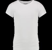 Vingino T-shirt ronde hals real white (girls)