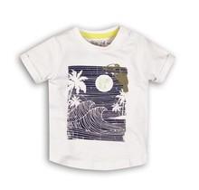 Dirkje T-shirt black with white dots